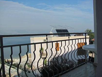 A2(4+2): terrace view - 5164  A2(4+2) - Mastrinka - Mastrinka - rentals