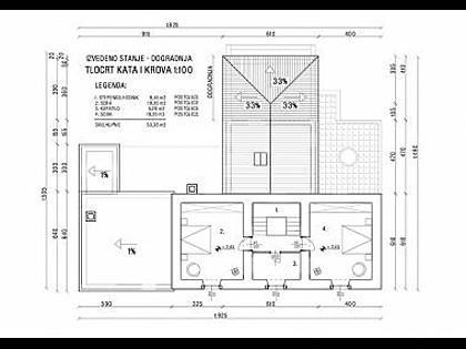 H(8+2): floor plan - 5174 H(8+2) - Nedescina - Nedescina - rentals