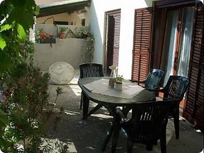 A1(4): terrace - 5180  A1(4) - Cunski - Cunski - rentals