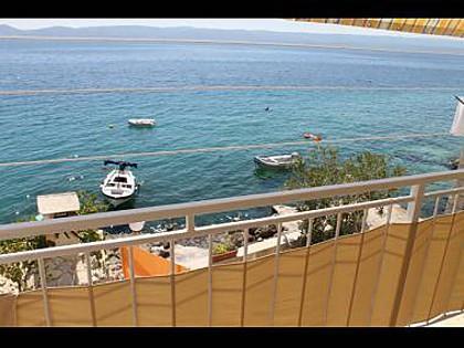 A1 KAT (2+2) : sea view - 5257  A1 KAT (2+2)  - Pisak - Pisak - rentals