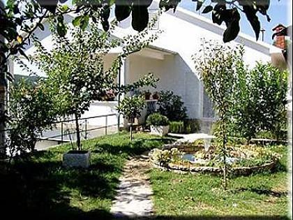courtyard (house and surroundings) - 2940 A2(2+1) - Kampor - Kampor - rentals