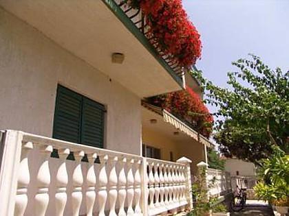 courtyard (house and surroundings) - 5328 Red (2+2) - Jezera - Jezera - rentals