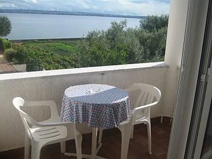 SA3(3): balcony - 5332 SA3(3) - Poljana - Poljana - rentals