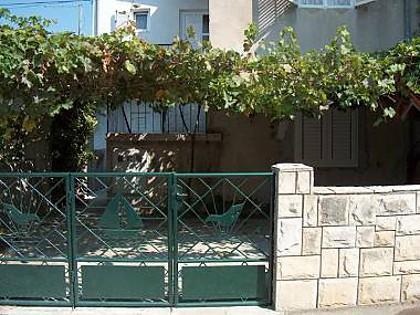 house - 5334 A(4+1) prizemlje - Biograd - Biograd - rentals