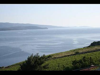Marijana (2): terrace view - 5349 Marijana (2) - Murvica - Bol - rentals