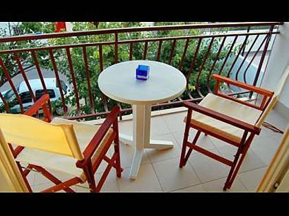 A2 Bijeli(4+1): balcony - 5359 A2 Bijeli(4+1) - Biograd - Biograd - rentals
