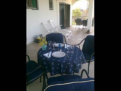 A2(4+1): common terrace - 5364 A2(4+1) - Stomorska - Stomorska - rentals
