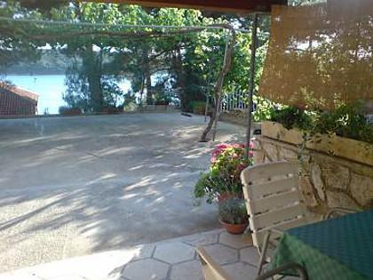 A3(3): terrace view - 5400  A3(3) - Mali Losinj - Mali Losinj - rentals