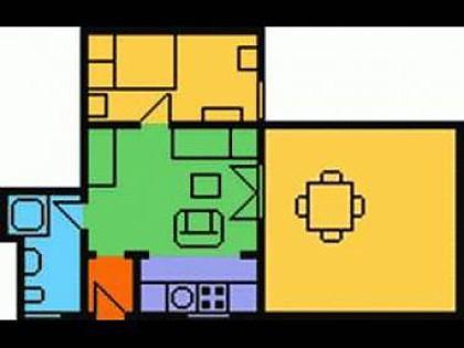 A3(2+1): apartment - 5426  A3(2+1) - Jezera - Jezera - rentals