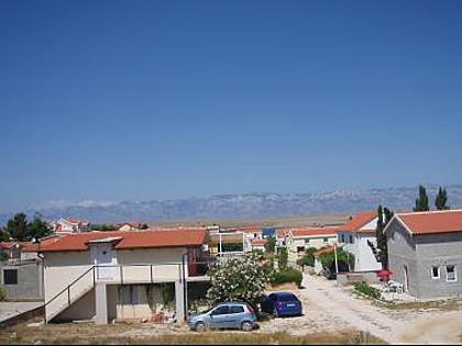 A2(4+1): terrace view - 5473  A2(4+1) - Vir - Vir - rentals