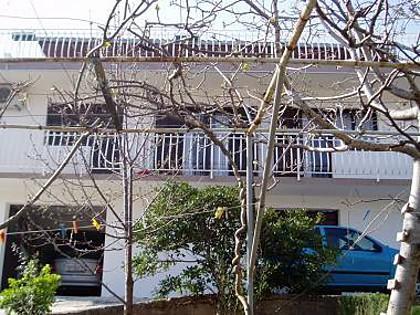 house - 5509  Mali(2) - Arbanija - Arbanija - rentals