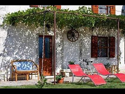 H(4+1): terrace - 5514 H(4+1) - Labin - Labin - rentals