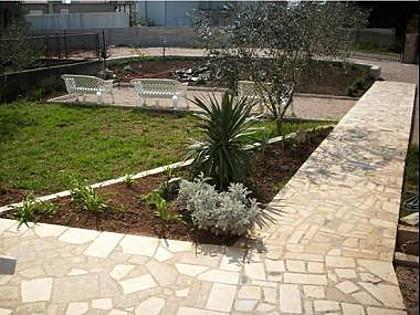courtyard (house and surroundings) - 5556 A1(4+1) - Pirovac - Pirovac - rentals