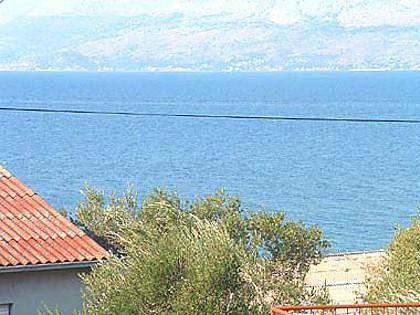sea view (house and surroundings) - 02301POST A1(4) - Postira - Postira - rentals