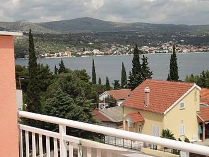A1(4+1): terrace view - 5572 A1(4+1) - Rogoznica - Rogoznica - rentals