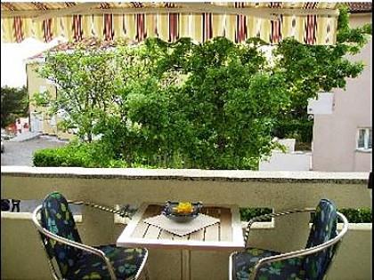 SA DORA(2): terrace - 5605  SA DORA(2) - Malinska - Malinska - rentals