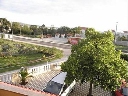 A1(4): view - 5618 A1(4) - Starigrad-Paklenica - Starigrad-Paklenica - rentals