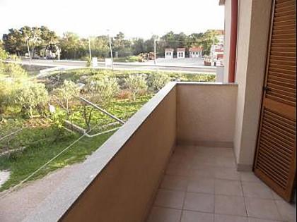 A2(5): terrace - 5618 A2(5) - Starigrad-Paklenica - Starigrad-Paklenica - rentals
