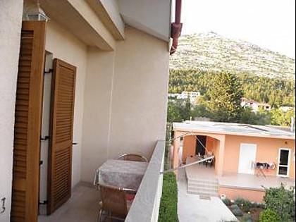 A4(4): terrace - 5618 A4(4) - Starigrad-Paklenica - Starigrad-Paklenica - rentals