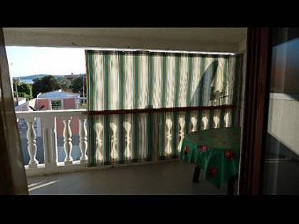A1(6+1): terrace - 5642 A1(6+1) - Bibinje - Bibinje - rentals