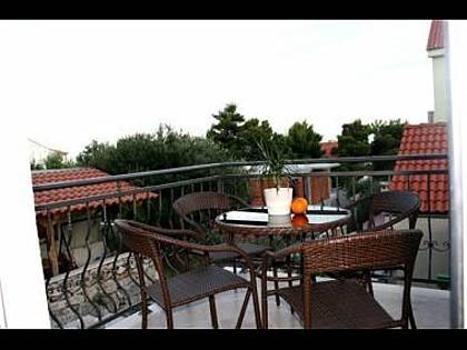 A1(2+2) : terrace - 03301BOL A1(2+2)  - Bol - Bol - rentals