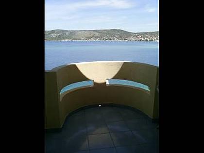 A6(4+1): terrace view - 5663  A6(4+1) - Razanj - Razanj - rentals