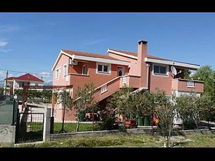 house - 5665 A2(2+2) - Ljubac - Zadar County - rentals