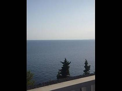 D(2): terrace view - 5666  D(2) - Sveta Nedjelja - Sveta Nedjelja - rentals