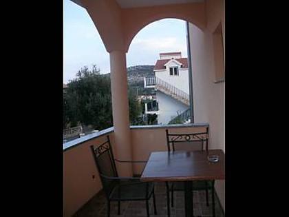 SA1(2): terrace - 5673 SA1(2) - Vinisce - Vinisce - rentals
