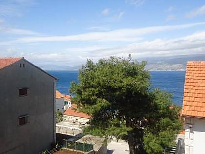 A1(4+1): terrace view - 5672 A1(4+1) - Postira - Postira - rentals