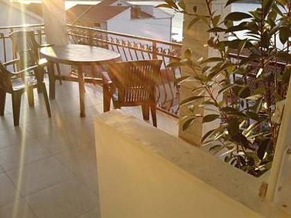 A1(2+1): terrace - 5669  A1(2+1) - Mastrinka - Mastrinka - rentals