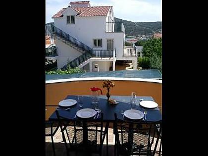 A2(2+2): terrace - 5673 A2(2+2) - Vinisce - Vinisce - rentals