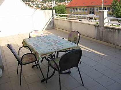 A1Veliki (5): terrace - 5675 A1Veliki (5) - Jelsa - Jelsa - rentals
