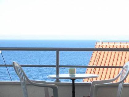 A3(2+2): terrace - 5686 A3(2+2) - Milna (Hvar) - Milna - rentals