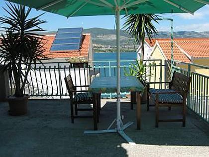 SA1(3): terrace - 03412TROG  SA1(3) - Mastrinka - Mastrinka - rentals