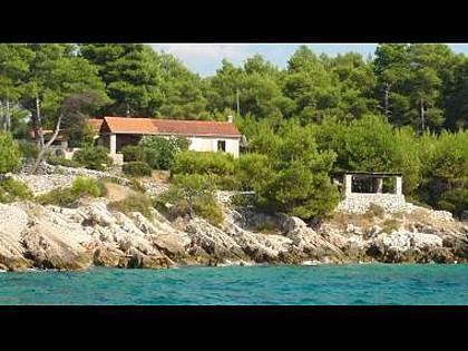 house - 5708 H(6+2) - Cove Salbunara (Milna) - Milna - rentals