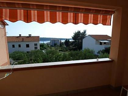 A3 veliki(4): terrace view - 5713 A3 veliki(4) - Barbat - Barbat - rentals