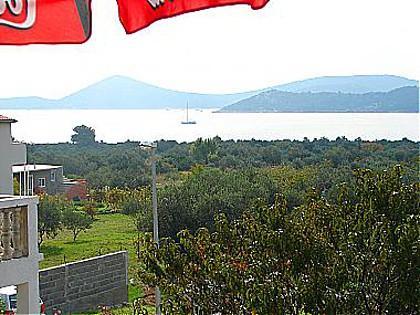 SA2(2+1): terrace view - 01306TRIB SA2(2+1) - Tribunj - Tribunj - rentals