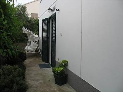 A1(4+2): garden terrace - 5760 A1(4+2) - Trogir - Trogir - rentals