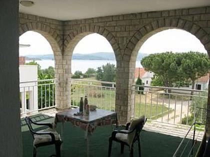 A6(2+2): common terrace - 5837 A6(2+2) - Sveti Petar - Sveti Petar - rentals