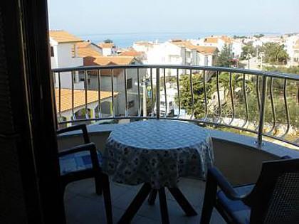 A3(4): balcony - 5932 A3(4) - Zadar - Zadar - rentals