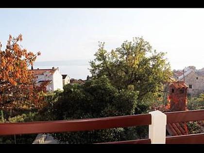 A6(4): terrace view - 5940  A6(4) - Bol - Bol - rentals