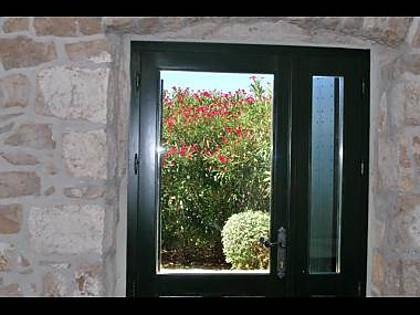H(10): window view - 5961 H(10) - Duboka - Klek - rentals