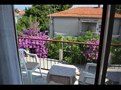 A2(4+2): balcony - 5968 A2(4+2) - Supetar - Supetar - rentals