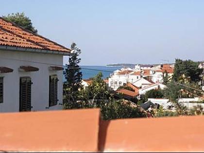A5(2+2): terrace view - 5969 A5(2+2) - Zadar - Zadar - rentals
