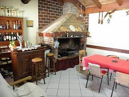 fireplace - 5975   SA2(2+1) - Nin - Nin - rentals