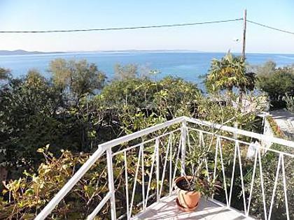 A1 Terasa (4): terrace view - 6010 A1 Terasa (4) - Zadar - Zadar - rentals