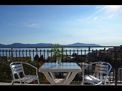 A5(4+1): terrace view - 00313GRAD  A5(4+1) - Gradac - Gradac - rentals
