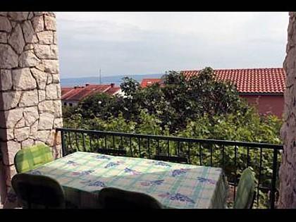 A1(5+1): terrace view - 6034 A1(5+1) - Bol - Bol - rentals
