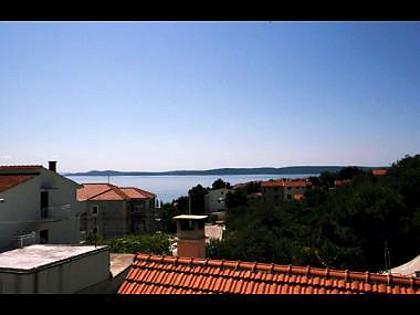 SA1(3+1): view - 6066 SA1(3+1) - Okrug Gornji - Okrug Gornji - rentals